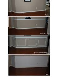 chair rail in hallway lightandwiregallery com