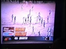 thanksgiving day 1993 dolphins vs cowboys classic