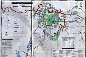 Mammoth Map Mammoth Ca Ski Resort