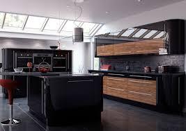 high gloss red kitchen doors home design ideas