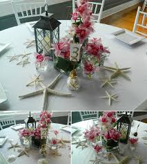 Wedding Table Centerpieces by Top 31 Beach Theme Wedding Centerpieces Ideas Table Decorating Ideas