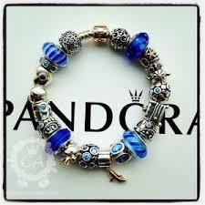 bracelet pandora gold images Pandora fairy tale bracelet complete charms addict jpeg
