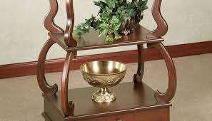 Corner Table Decor helena source