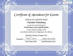 fun certificate templates fake marriage licenses lovetoknow