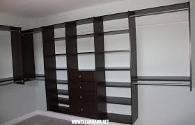 Martha Stewart Home Decorating Bedroom Elegant Black Martha Stewart Closet Home Depot With 4