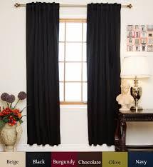 Eclipse Grommet Blackout Curtains Sensational Design Burgundy Blackout Curtains Decorative