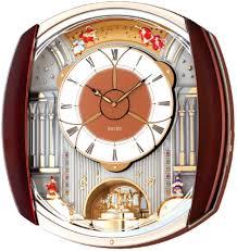 beautiful clocks http shop shinjewelers com seiko qxm450brh melody in motion