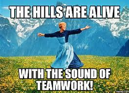 Teamwork Memes - team building memes