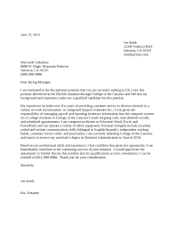 Best Cover Letter Examples by Customer Service Representative Cover Letter Example Service