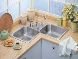 Corner Sinks For Kitchens by Eco Friendly Kitchen Sinks U2022 Nifty Homestead