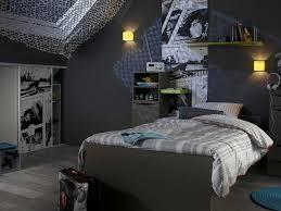 chambre ado grise chambre ado gris et bleu extraordinaire bureau à domicile décoration