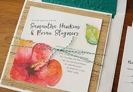 tropical wedding invitations tropical wedding invitations invites with artistic handmade quality