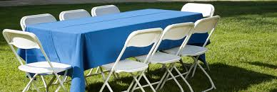 event tables and chairs equipment rentals ucla events office