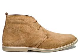 Tan Desert Boots Womens London Brogues Ladies London Brogues Real Genuine Suede Leather