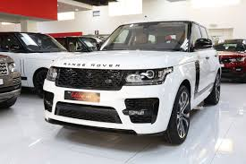 range rover white 2017 range rover vogue hse svo kit the elite cars for brand new and