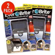 Solar Power Led Outdoor Lights Brite Led Outdoor Light As On Tv Everbrite Solar Powered
