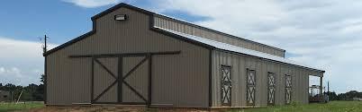 Metal Pole Barns Mule Shoe Barns U0026 Building Steel Pole And Metal Building Contractor