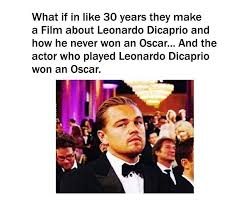 Leo Oscar Meme - poor leo rebrn com