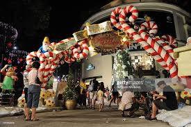 walk past decorations o pictures getty images