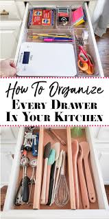 how to organise kitchen utensils drawer how to organize kitchen drawers polished habitat