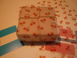 paper wrapped soap 15 21cm lovely cherry cold process handmade soap wrapping paper