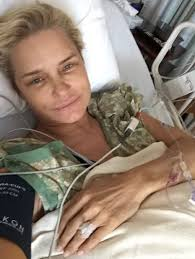 where dod yolana get lime disease yolanda foster i will prove i have lyme disease the hollywood gossip