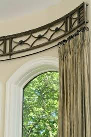 Curtains For Arch Window Curved Curtain Rod For Arched Window Window Curtains Designs And