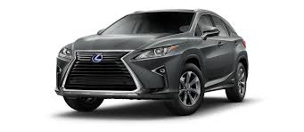 2018 lexus rx luxury crossover lexus com