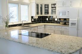 Tile Kitchen Countertop Designs Different Types Of Kitchen Countertops Trends And