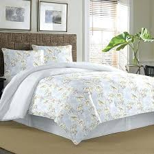 Tropical Bedding Sets Coastal Comforter Sets Light Grey Bedding Collections With Star