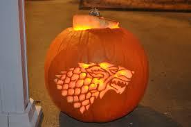 top game of thrones pumpkins for halloween