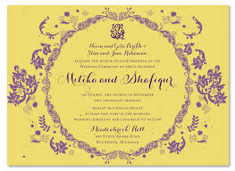 Best Indian Wedding Card Designs Indian Wedding Invite Cloveranddot Com