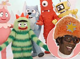 yo gabba gabba tv show videos episodes