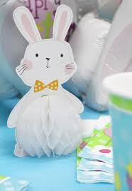 easter rabbits decorations easter bunny party ideas party delights