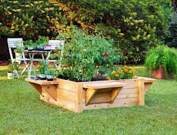 fall raised herb garden beds look at these unique fun raised