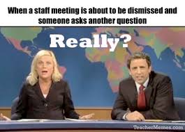 Board Meeting Meme - staff meetings