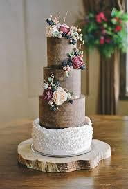 Wedding Cake Near Me Seasonal Cakes For A Fall Wedding Brides
