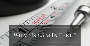 mtr to ft what is 1 8 m in feet convert your height from metres to feet