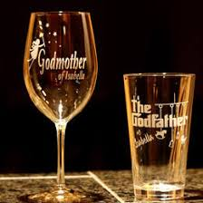 godmother wine glass wine glasses collection gift ideas
