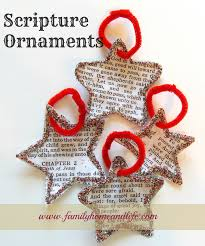 scripture ornaments use bible program like esword or theophilos