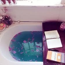 Bathtub Book Tray Bag Tray Romantic Bath Bomb Home Accessory Lifestyle