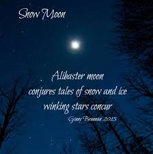 inside out poetry moon