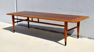 lane mid century modern coffee table select modern january 2013