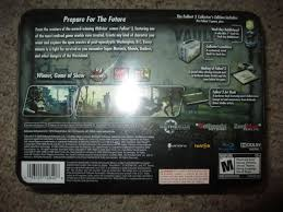 Fallout 3 Full Map Fallout 3 Collector U0027s Edition Sony Playstation 3 2008 Ebay