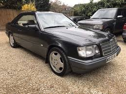 1994 mercedes benz w124 e320 coupe excellent condition low owners