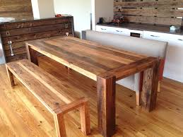reclaimed wood outdoor table u2013 atelier theater com