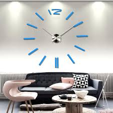 home decor wall clocks wall clocks extra large modern wall clocks uk large image for