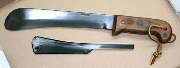 case xx machete