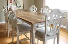 pottery barn farm table our house not pottery barn michelle bellah