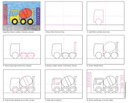 cement truck cement tutorials and drawings